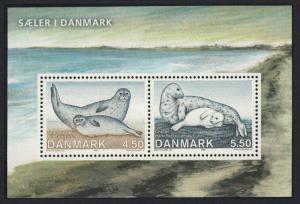 Denmark Seals MS SG#MS1452