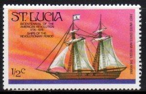 St. Lucia Scott No. 379