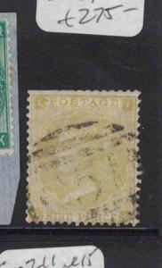 Great Britain Used Abroad St Thomas SG Z23 VFU (3dtl)