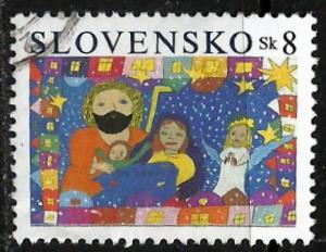 Slovakia ~ Scott # 467 ~ Used