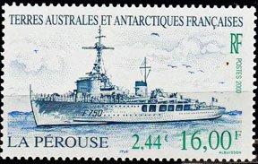 Scott #266 Ship La Perouse MNH