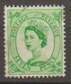 Great Britain SG 524 Used