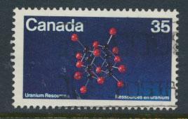 Canada  SG 988 Used