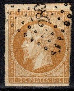 France #14 Used CV $6.50 (X2376)