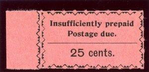 Zanzibar 1930 KGV Postage Due 18c black/orange superb MNH. SG D23. Sc J16.