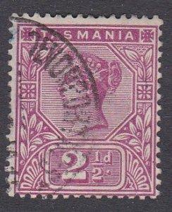 Tasmania Sc #77 Used; Mi #52