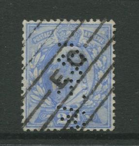 Great Britain #131 FU  1902  Single 2.1/2d Stamp