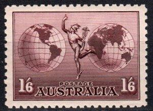 Australia #C4 F-VF Unused CV $40.00 (X3279)