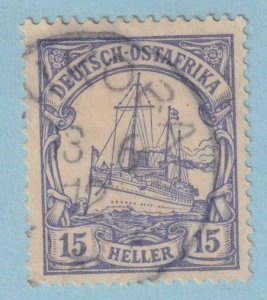 GERMAN EAST AFRICA 34a  USED -  NO FAULTS EXTRA FINE!