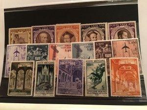 Vatican stamps R21606