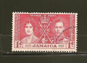 Jamaica 113 Coronation Issue Used