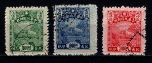 China 1944 Republic Parcel Post, Part Set [Used]
