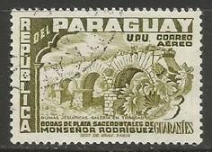 PARAGUAY C226 VFU O552-3