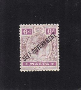 Malta: Sc #91, MH (35492)
