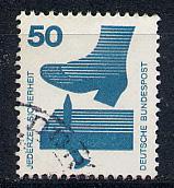Germany Bund Scott # 1080, used