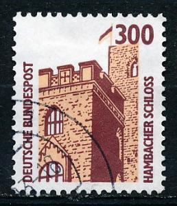 Germany #1536 Single Used