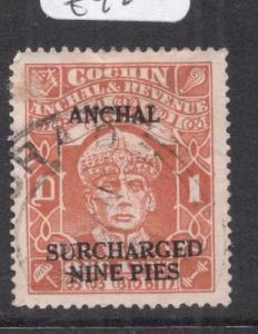 India Cochin SG 83 VFU (3dkj)