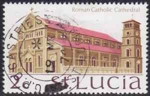 St Lucia 1970 SG277 Used