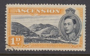 Ascension, Scott 41Ac (SG 39a), used