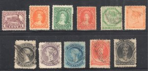 New Brunswick - IPE and Nova Scotia Collection -- Mint/Used 11 stamps C$460.00