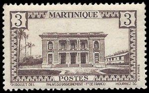 Martinique 1942 #189a Mint H