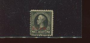 Guam Scott 12 Overprint Mint Stamp NH (Stock Guam 12-23)