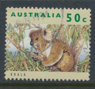 Australia SG 1364  Used  - Wildlife Koala