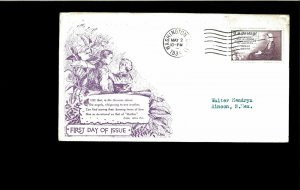 1934 FDC Mothers of America Washington DC