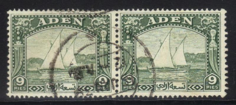 ADEN 1937 DHOWS SG2 USED PAIR