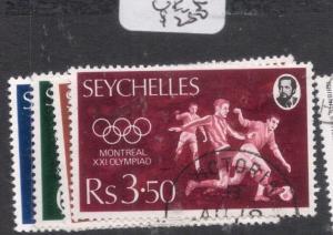 Seychelles SC 353-6 VFU (7dlh)