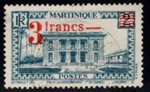Martinique Scott 192 Used stamp