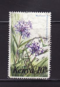 Kenya 259 U Flowers (E)