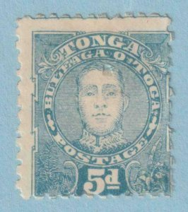 TONGA 31  PERF 12X11  MINT HINGED OG * NO FAULTS VERY FINE!