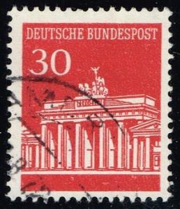 Germany #954 Brandenburg Gate; Used (0.25)