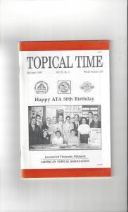 Topical Time Magazine MAY-JUN 1999  Number 295, ATA Journal