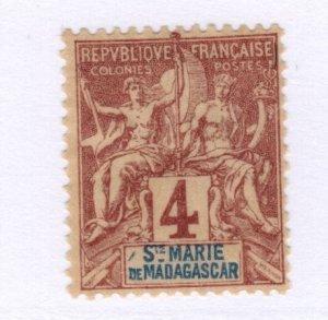 Madagascar #3 Used CAT VALUE $5.00