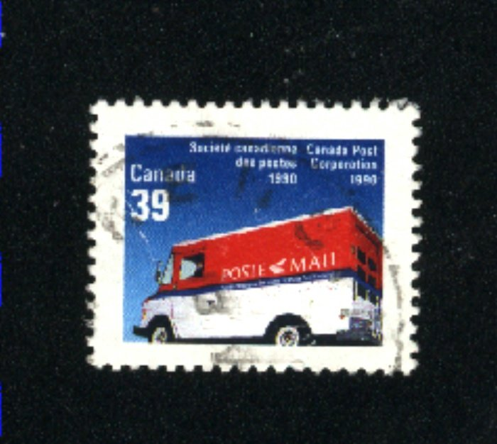 Can #1272   -2    used VF 1990 PD