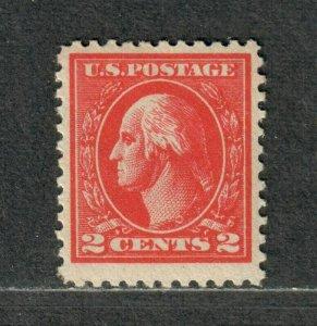 US Sc#528a M/H/VF-EF, Type VI, Cv. $47.50