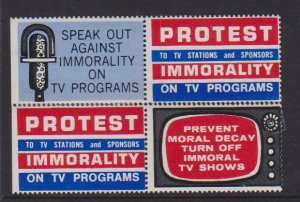 CINDERELLA STAMP ON TV PROGRAMS LOT#C-135