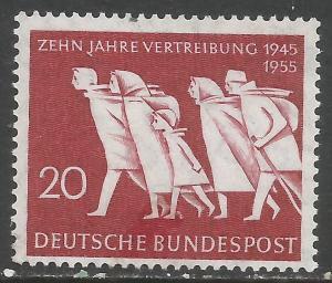 GERMANY 733 MNH O485