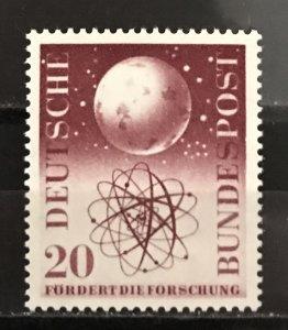 Germany  1955 #731 MNH, CV $9