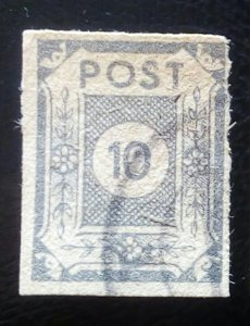 Germany Ost Sachsen 52 used