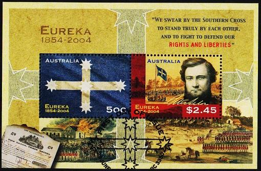 Australia. 2004 Miniature Sheet. S.G.MS2398. Fine Used