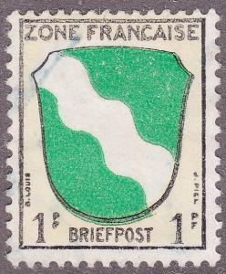 Germany 4N1 German Briefpost 1Pf 1945