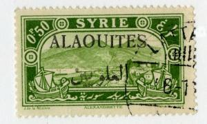 ALAOUITES 27 USED SCV $1.75 BIN $0.75 PLACE