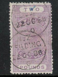 New Zealand #AR19 Fine - Very Used