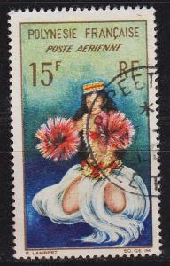 POLYNESIE FRANCAISE [1964] MiNr 0035 ( O/used )