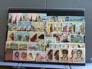 Angola Super value mounted mint and used  stamps  R25112