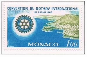 Monaco VF-NH #666