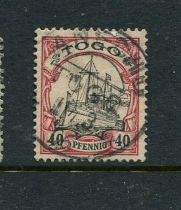 Togo (German) #13 Used